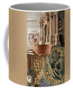 Composition For Poster Xiv Jornadas De Estudios Calagurritanos Coffee Mug by RicardMN Photography