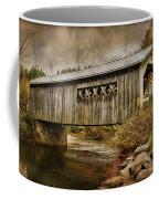 Comstock Bridge 2012 Coffee Mug by Deborah Benoit