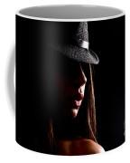 Concealed Lips Coffee Mug