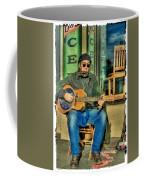 Concert At The Deli Coffee Mug