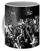 Concert Crowd Coffee Mug