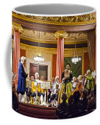 Concert In Vienna Coffee Mug
