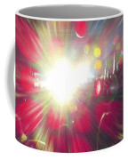 Concert Lights Coffee Mug