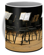 Concert Time Out Coffee Mug
