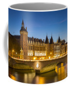 Conciergerie Twilight - River Seine Coffee Mug