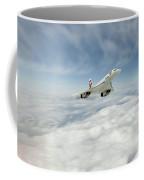 Concorde Legend Coffee Mug by J Biggadike