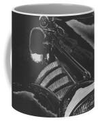 Concours At Dusk 1935 Auburn Speedster Coffee Mug