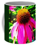 Cone Flower Coffee Mug
