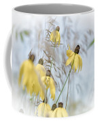 Coneflower And Bee 1  Coffee Mug