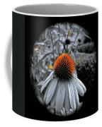 Coneflower Gold Coffee Mug
