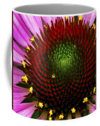 Coneflower - Little Yellow Spider Coffee Mug