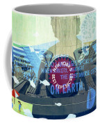 Coney Island Angel Coffee Mug