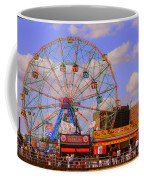 Coney Island Wonder Wheel Coffee Mug