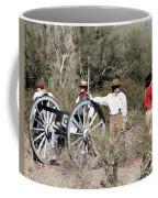 Confederate Battery Coffee Mug