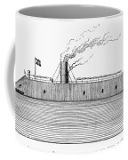 Confederate Ironclad, 1862 Coffee Mug