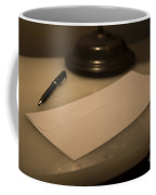 Confidential Letter Coffee Mug