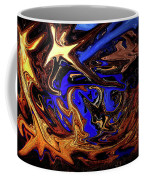 Confrontation  Coffee Mug