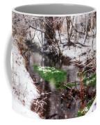 Confused Spring Or Winter Coffee Mug