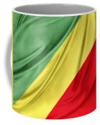 Congo Flag Coffee Mug