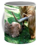 Congrat's  Coffee Mug