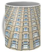 Congress Plaza Hotel Windows Coffee Mug