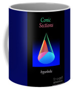 Conic Sections Hyperbola Poster 6 Coffee Mug