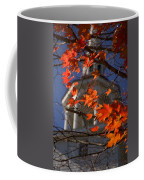 Connecticut Fall Colors Coffee Mug by Jeff Folger