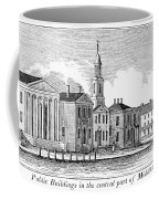Connecticut Middletown Coffee Mug