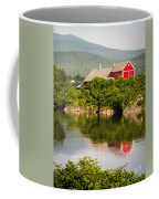 Connecticut River Farm Coffee Mug