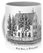 Connecticut Webb House Coffee Mug