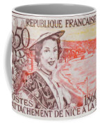 Connecting The Nice France 1860-1960 Coffee Mug