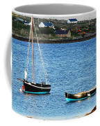 Connemara Boats Coffee Mug