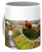 Connemara Cow Coffee Mug