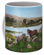 Connemara Ponies Coffee Mug