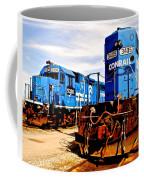 Conrail Choo Choo  Coffee Mug
