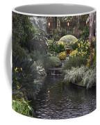 Conservatory In Autumn Coffee Mug