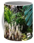 Conservatory Leaves Coffee Mug