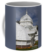 Conservatory Of Flowers Gate Park Coffee Mug