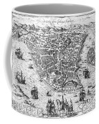 Constantinople, 1576 Coffee Mug by Granger