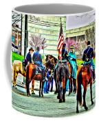 Constitution Hall Calvary Coffee Mug