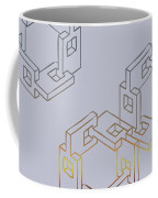 Construct Number Four Coffee Mug