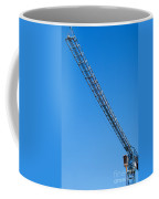 Construction Crane 01 Coffee Mug