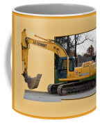 Construction Equipment 01 Coffee Mug