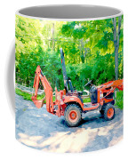 Construction Machinery Equipment 1 Coffee Mug