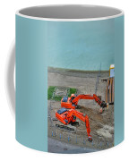 Construction Coffee Mug