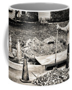 Construction Worker Coffee Mug