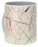 Constructivist Composition, 1922 Coffee Mug