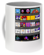 Contact Sheet Coffee Mug