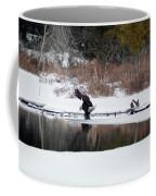 Contact With The Earth 2 Coffee Mug