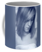 Contemplative Coffee Mug by Amanda Elwell